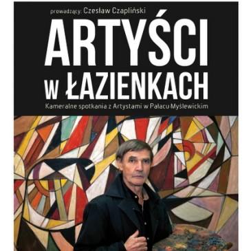 Artyści w Łazienkach 2013 – Eugeniusz Gerlach