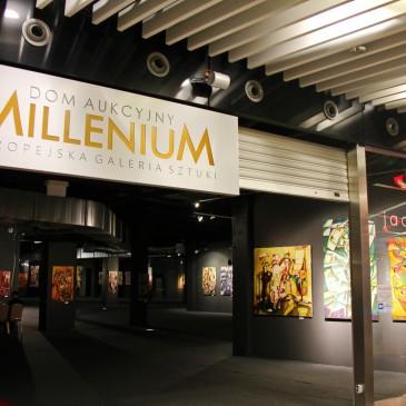 MUZYCZNE INSPIRACJE – Europejska Galeria Sztuki – Dom Aukcyjny Millenium – Rzeszów