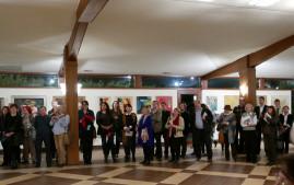 Galeria PANORAMA Tomaszowice - wystawa MUZYCZNOŚĆ SZTUKI - uroczyste otwarcie