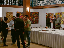 Galeria PANORAMA Tomaszowice - wystawa MUZYCZNOŚĆ SZTUKI