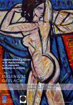 WarsawByArt 2019 – Eugeniusz Gerlach AKTY
