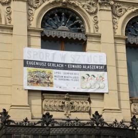 Muzeum Miasta Łodzi - SPORT W SZTUCE