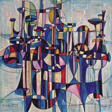 Prace Eugeniusza Gerlacha w Galerii 101 PROJEKT